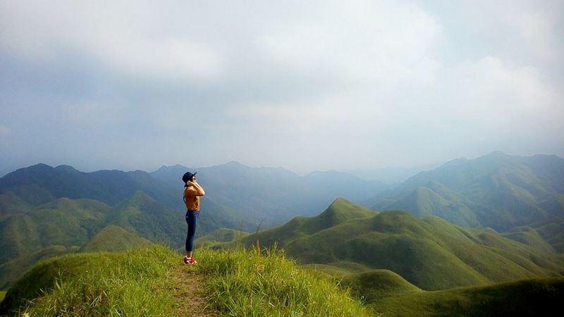 Stretch your legs for enchanting Binh Lieu