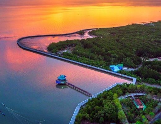 Ca Mau Vietnam sunset photography