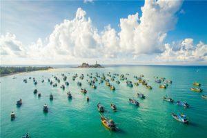 Ke Ga Binh Thuan Vietnam Top View