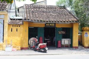 Madam Buoi Rice Chicken - Com ga Ba Buoi - Hoi An - Vietnam