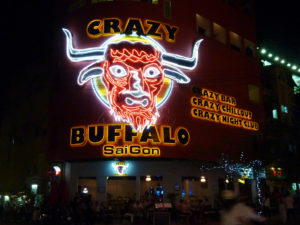 saigon nightlife crazy buffalo night club