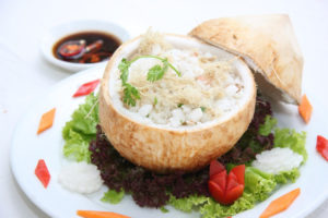 vietnamese coconut rice