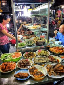 district 5 saigon ho chi minh city vietnam street food