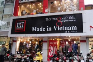 made in vietnam clothes shopping hanoi