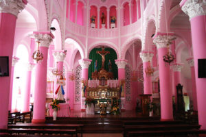 tan dinh saigon church in vietnam
