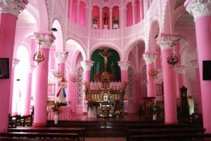 tan dinh saigon church in vietnam