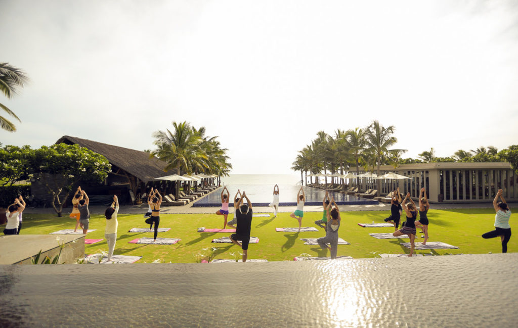 naman retreat yoga da nang top resort vietnam travel