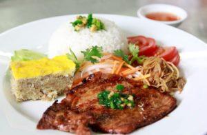 com tam saigon food address eviva tour vietnam