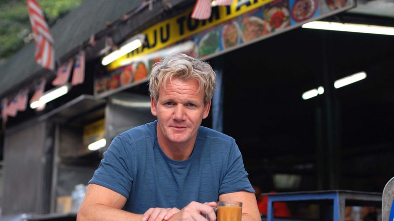 Mr Gordon Ramsay