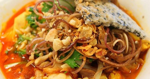 Mi Quang - a culinary symbol of central region