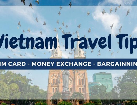 Viet Nam Travel Tips For First Time Travelers
