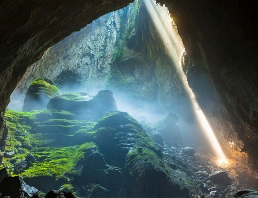 Son Doong belongs to Phong Nha Ke Bang National Park