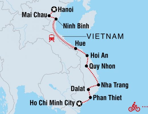 Vietnam 15 days journey